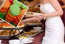 Photo of Novia enfurece al enterarse que invitada llevó tuppers a su boda para robar comida