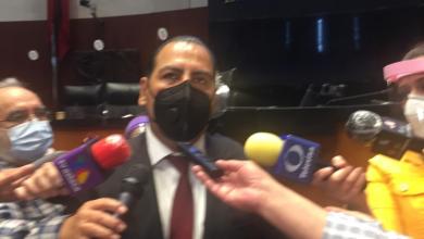 """Photo of """"El respeto a la Cámara Ajena es La Paz"""" responde Monreal ante caso """"Noroña"""""""