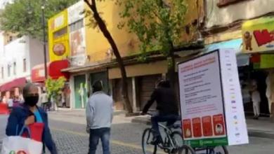 Photo of Con bocinas y triciclos, las autoridades de la CDMX buscan prevenir contagios de Covid-19