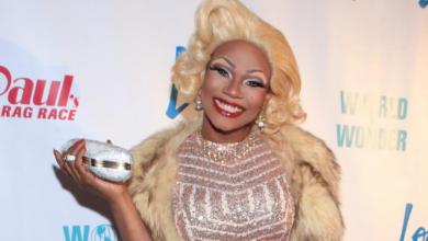 Photo of Muere Chi Chi DeVayne, drag queen de RuPaul's Drag Race