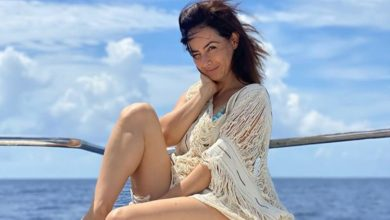 Photo of Claudia Lizaldi presume en Instagram a su nuevo amor
