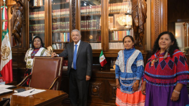 Photo of Presenta López Obrador terna de mujeres indígenas para el Conapred