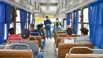 Photo of Continúan revisiones al transporte público de Córdoba