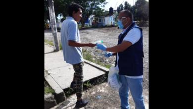 Photo of Reparte Subdirección de Salud cubrebocas reutilizables en Fovissste