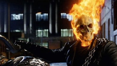 "Photo of ""Ghost Rider"" hara duo con un personaje de Marvel"