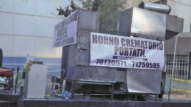 Photo of Video: Fabrican hornos crematorios móviles en Bolivia