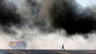 Photo of Francés provoca gran incendio por transportar un horno sin apagar