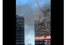 Photo of Video: Reportan incendio en el WTC de Bruselas