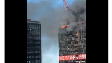 Photo of Video: Reportan incendio en el WTC de Bruselas