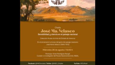 Photo of Recuerda IVEC a José María Velasco en su 108 aniversario luctuoso