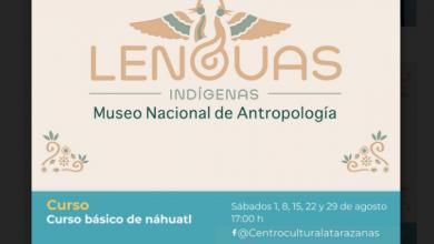 Photo of Ofrece IVEC curso básico de náhuatl