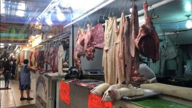 Photo of Se desploman las ventas de carne al interior del Mercado revolución