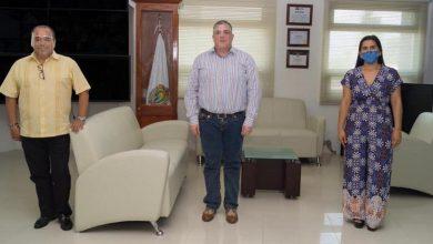 Photo of Hugo Gutiérrez Maldonado se reúne con el diputado de Misantla