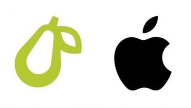 Photo of Apple demanda a empresa por usar una pera parecida a su logo