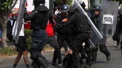 Photo of Gobierno de CDMX presenta acuerdo de actuación policial durante marchas