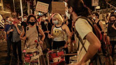 Photo of Miles de israelíes vuelven a protestar contra Netanyahu