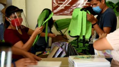 Photo of Tenemos listos paquetes escolares para regreso a clases: Tavo Pérez