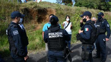 Photo of Vecinos detienen construcción de cuartel de la GN
