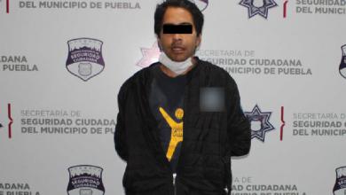 Photo of Detienen a sujeto por agredir a su familia con cuchillo