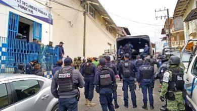 Photo of SSP y Guardia Nacional se harán cargo de la seguridad en Altotonga