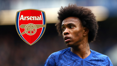 Photo of Willian es oficialmente nuevo jugador del Arsenal