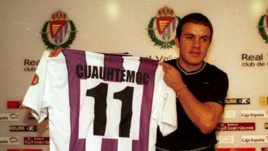 Photo of Cuauhtémoc Blanco y el tiro libre que puso al Real Madrid a sus pies
