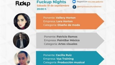 Photo of Invita IVEC a sesiones Fuckup Night, como parte del MECCVER 2020
