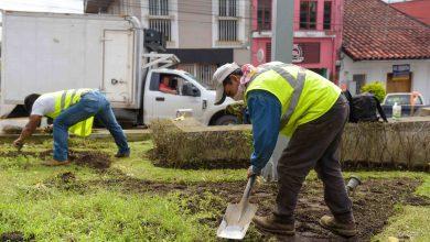 Photo of Continúan acciones de mantenimiento en espacios públicos de Xalapa