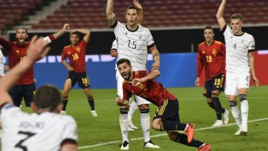 Photo of España y Alemania empatan en la UEFA Nations League