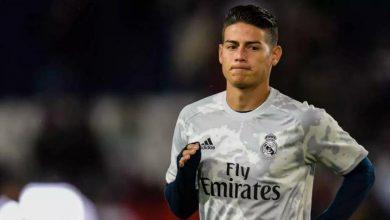 Photo of James Rodríguez es nuevo jugador del Everton, según medios colombianos