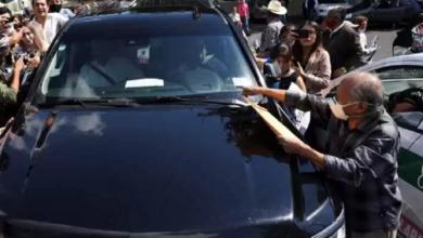 Photo of AMLO no bajará la ventanilla de su camioneta en Veracruz