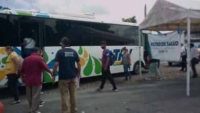 Photo of Ante rebrote por SARS-CoV2 transporte público refuerza acciones preventivas