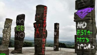 Photo of Los monumentos están bien, las mujeres, no