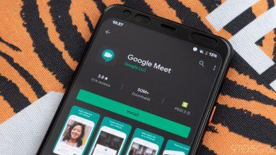 Photo of La cancelación de ruido llega a las llamadas de Google Meet en Android