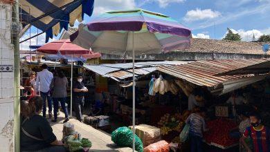 Photo of Confirman locatarios casos de COVID-19 en mercado de Coatepec