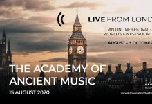 Photo of Festival Live From London se suma a la oferta artística del Cervantino