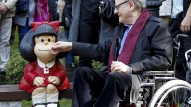 Photo of Murió Quino, creador de Mafalda