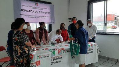 Photo of En Córdoba, PRI lleva a cabo el proceso de registro de secciónales