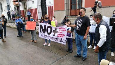 Photo of En la ciudad de Córdoba también protesta el gremio periodístico