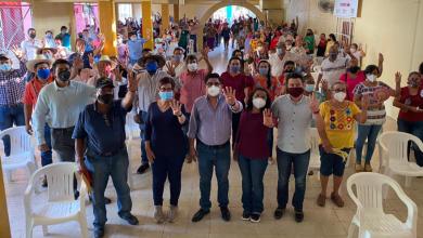 Photo of Nuestra responsabilidad como militantes de Morena es garantizar que la 4T continúe: Esteban Ramírez