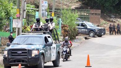Photo of SSP realiza operativo tras asesinato de alcaldesa de Jamapa