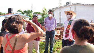Photo of Avanzan obras de infraestructura escolar en periodo de contingencia