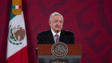 """Photo of López Obrador pide a nuevos partidos también """"apretarse el cinturón"""""""