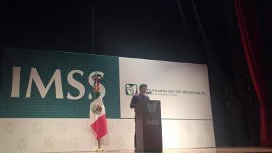 Photo of Zoé Robledo anuncia creación de organismo de transparencia en el IMSS
