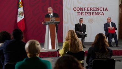 Photo of A un día del Grito, AMLO destaca la reducción de casos de Covid 19 y recuperación del empleo