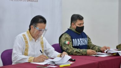 Photo of Combatirá Gobierno Estatal el abigeato en la zona norte, afirma Cuitláhuac