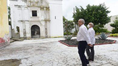 Photo of En 2021 se terminará la reconstrucción de todos los templos religiosos afectados por sismos de 2017