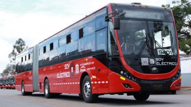 Photo of Presentan primer de 10 Metrobuses eléctricos que circularán en la CDMX