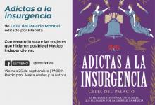 """Photo of Presenta IVEC charla sobre el libro """"Adictas a la insurgencia"""""""