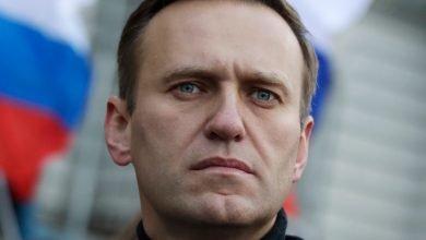 Photo of Alexei Navalny; el opositor ruso que fue envenenado